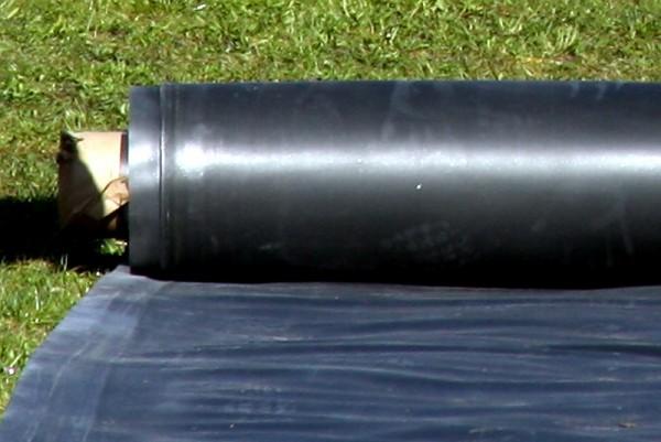 Teichfolie Pondgard EPDM 1,02 mm 12,20 Meter breit (Preis pro laufender Meter)